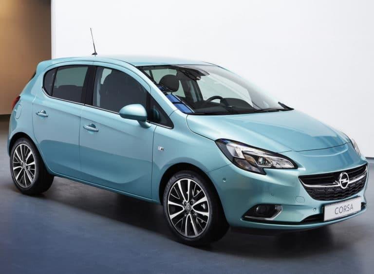 Nouvelle Opel Corsa - 5čme génération - Paris - Aoűt 2014